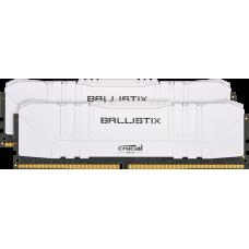 Crucial DDR4 DIMM 32GB Kit 2x16Gb BL2K16G26C16U4W PC4-21300, 2666MHz, Ballistix RGB