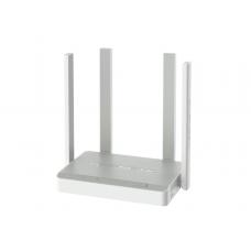 Keenetic Air (KN-1611) Маршрутизатор беспроводной с Wi-Fi AC1200, управляемым коммутатором и переключателем режимов работы