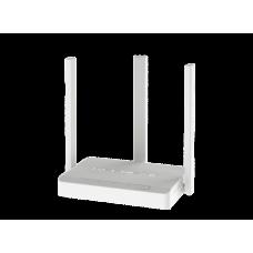 Keenetic City (KN-1511) Маршрутизатор беспроводной с Wi-Fi AC750 и управляемым коммутатором