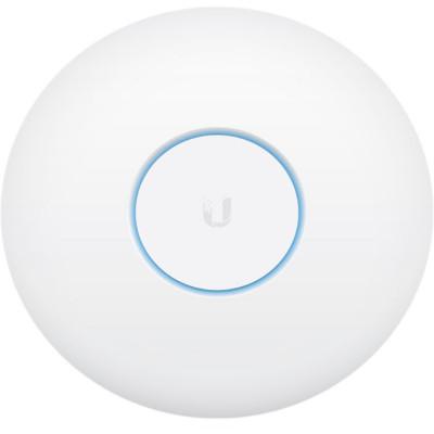 UBIQUITI UAP-AC-SHD Ubiquiti UniFi AP AC SHD Точка доступа 2.4+5 ГГц, ac Wave2, 4х4 MU-MIMO, 802.3at, 2х 1G Ethernet