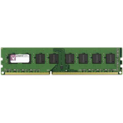 Оперативная память Kingston DDR3 DIMM 8GB (PC3-10600) 1333MHz KVR1333D3N9/8G