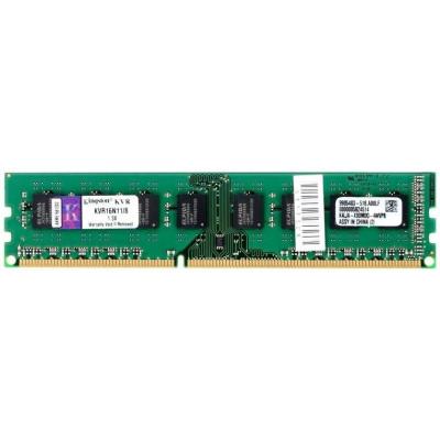 Оперативная память Kingston DDR3 DIMM 8GB (PC3-12800) 1600MHz KVR16N11/8