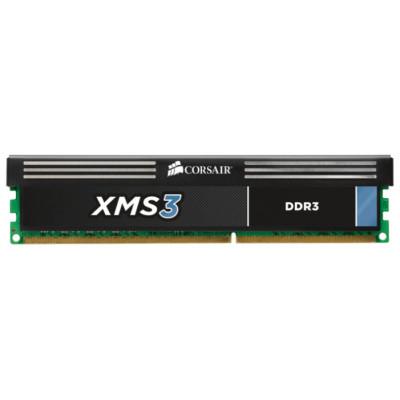 Оперативная память Corsair DDR3 DIMM 4GB (PC3-12800) 1600MHz CMX4GX3M1A1600C11