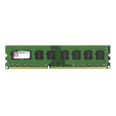 Оперативная память Kingston DDR3 DIMM 8GB (PC3-12800) 1600MHz KVR16N11H/8