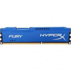Kingston DDR3 DIMM 4GB (PC3-10600) 1333MHz HX313C9F/4 HyperX Fury Series CL9