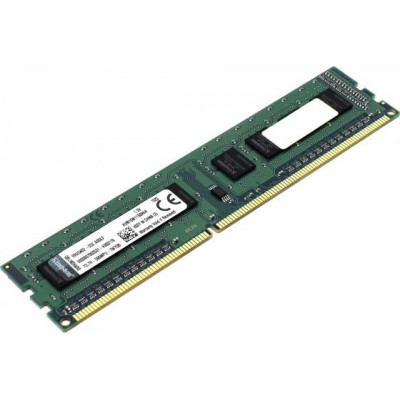 Оперативная память Kingston DDR3 DIMM 4GB (PC3-12800) 1600MHz KVR16N11S8H/4