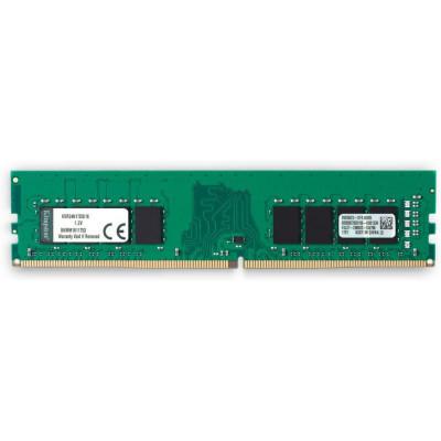 Оперативная память  Kingston DDR4 DIMM 16GB KVR24N17D8/16 PC4-19200, 2400MHz, CL17