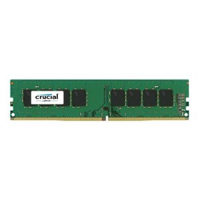 Оперативная память  Crucial DDR4 DIMM 4GB CT4G4DFS824A PC4-19200, 2400MHz
