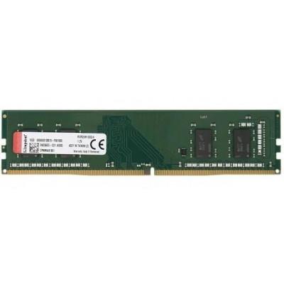 Оперативная память  Kingston DDR4 DIMM 4GB KVR26N19S6/4 PC4-21300, 2666MHz, CL19