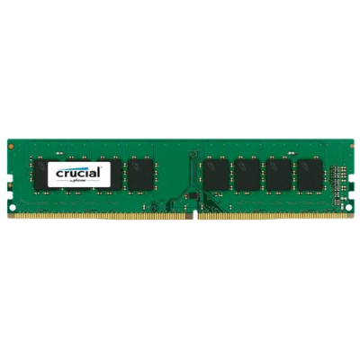 Оперативная память  Crucial DDR4 DIMM 4GB CT4G4DFS8266 PC4-21300, 2666MHz