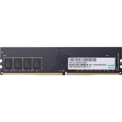 Оперативная память  Apacer DDR4 DIMM 4GB EL.04G2V.KNH PC4-21300, 2666MHz