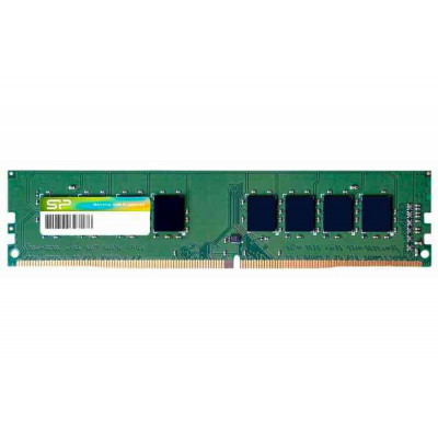 Оперативная память  Silicon Power DDR4 DIMM 4GB SP004GBLFU266N02 PC4-21300, 2666MHz