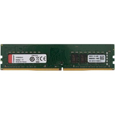 Оперативная память  Kingston DDR4 DIMM 16GB KVR32N22D8/16 PC4-25600, 3200MHz, CL22