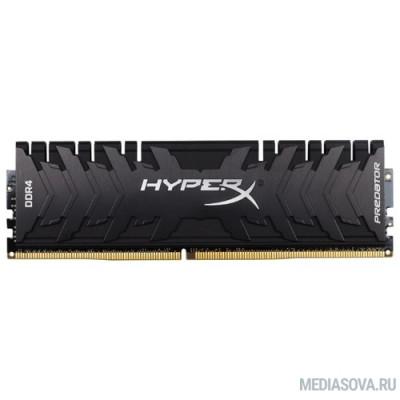 Оперативная память  Kingston DDR4 DIMM 16GB HX430C15PB3/16 PC4-24000, 3000MHz, CL15