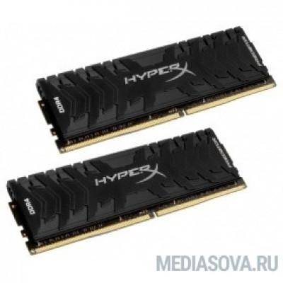 Оперативная память  Kingston DDR4 DIMM 16GB Kit 2x8Gb HX430C15PB3K2/16 PC4-24000, 3000MHz, CL15
