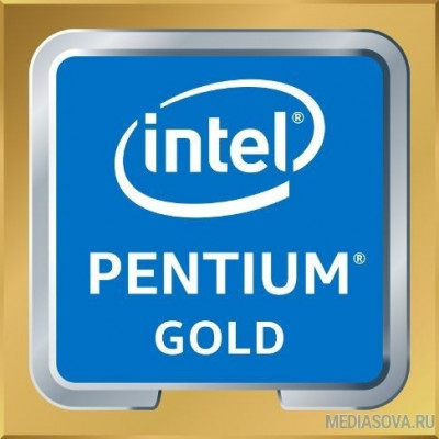 Процессор CPU Intel Pentium Gold G5400 Coffee Lake OEM 3.7ГГц, 4МБ, Socket1151v2