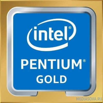 Процессор CPU Intel Pentium Gold G5400 Coffee Lake BOX 3.7ГГц, 4МБ, Socket1151v2