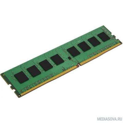 Оперативная память  Kingston DDR4 DIMM 4GB KVR32N22S6/4 PC4-25600, 3200MHz, CL22