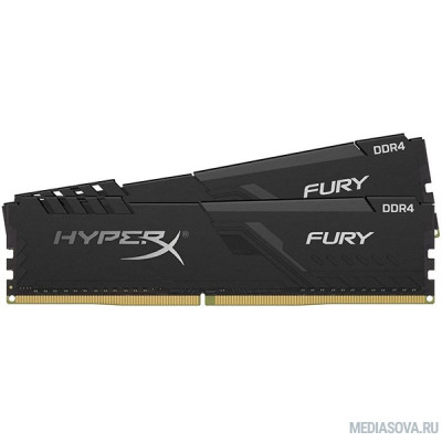 Оперативная память  Kingston DDR4 DIMM 8GB Kit 2x4Gb HX430C15FB3K2/8 PC4-24000, 3000MHz, CL15