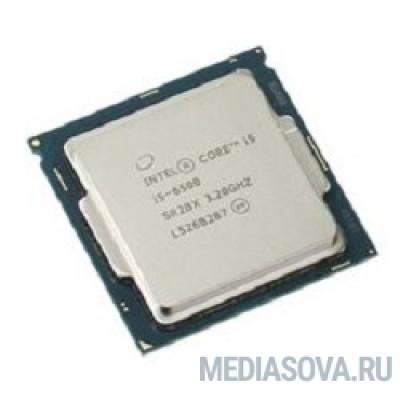Процессор CPU Intel Core i5-6500 Skylake OEM 3.20Ггц, 6МБ, Socket 1151