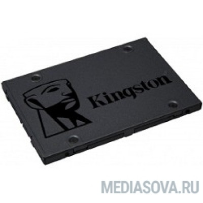 Kingston SSD 240GB А400 SA400S37/240G SATA3.0