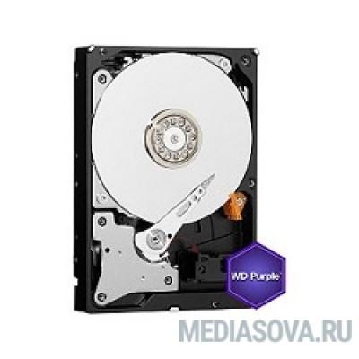 Жесткий диск 6TB WD Purple (WD60PURZ) Serial ATA III, 5400- rpm, 64Mb, 3.5