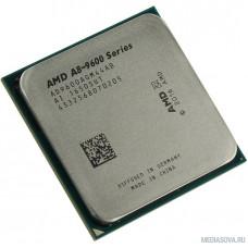 CPU AMD A8 9600 BOX 3.1-3.4GHz, 2MB, 65W, Socket AM4