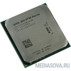 CPU AMD A10 9700 OEM 3.5-3.8GHz, 2MB, 45-65W, Socket AM4