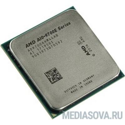 Процессор CPU AMD A10 9700E OEM 3.0-3.5GHz, 2MB, 35W, Socket AM4