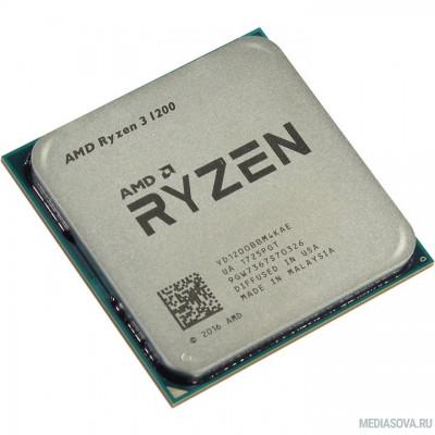 Процессор CPU AMD Ryzen 3 1200 OEM 3.1GHz, 8MB, 65W, AM4