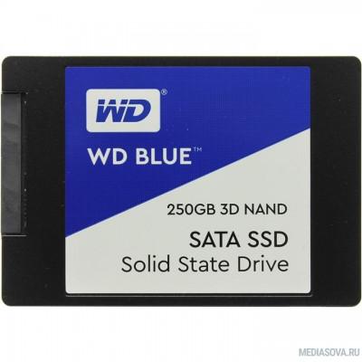 WD SSD 250Gb WDS250G2B0A SATA 3.0