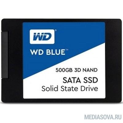 WD SSD 500Gb WDS500G2B0A Blue SATA 3.0