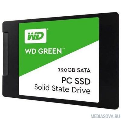 WD SSD 120Gb WDS120G2G0A SATA 3.0