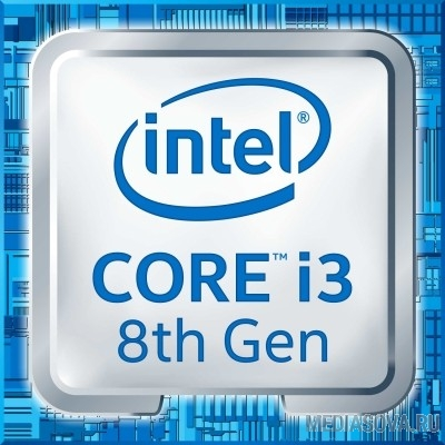 Процессор CPU Intel Core i3-8300 Coffee Lake OEM 3.70Ггц, 8МБ, Socket 1151