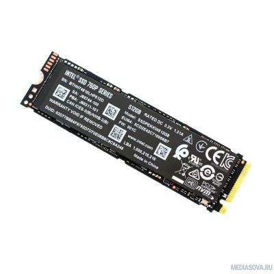 Intel SSD 256Gb M.2 760P Series SSDPEKKW256G801