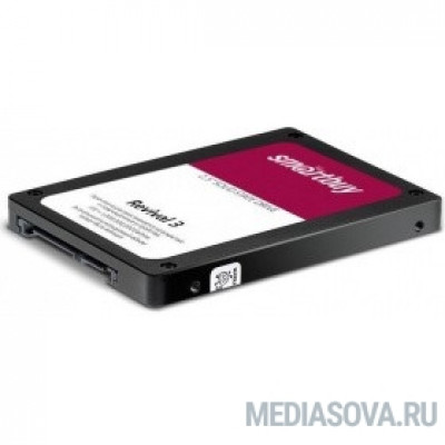 Smartbuy SSD 240Gb Revival 3 SB240GB-RVVL3-25SAT3 SATA3.0, 7mm
