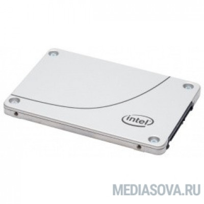 Intel SSD 480Gb S4610 серия SSDSC2KG480G801 SATA3.0, 3D2, TLC, 2.5