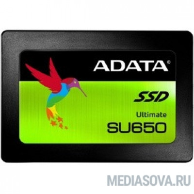 A-DATA SSD 240GB SU650 ASU650SS-240GT-R SATA3.0