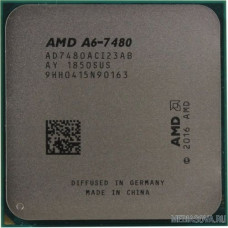 CPU AMD A6 X2 7480 OEM 3.8ГГц, 1Мб, SocketFM2+