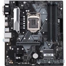 ASUS PRIME B365M-A RTL  LGA1151, B365, 4*DDR4, D-Sub + DVI + HDMI, SATA3, Audio, Gb LAN, USB 3.1*7, USB 2.0*4, COM*1 header (w/o cable