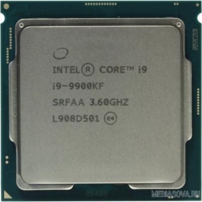Процессор CPU Intel Core i9-9900KF Coffee Lake OEM 3.6Ггц, 16МБ, Socket 1151 (without graphics)