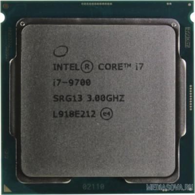 Процессор CPU Intel Core i7-9700 Coffee Lake BOX