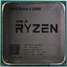 CPU AMD Ryzen 3 3200G OEM 3.6GHz/Radeon Vega 8