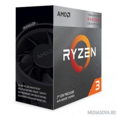 CPU AMD Ryzen 3 3200G BOX 3.6GHz/Radeon Vega 8