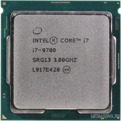 Процессор CPU Intel Core i7-9700 Coffee Lake OEM