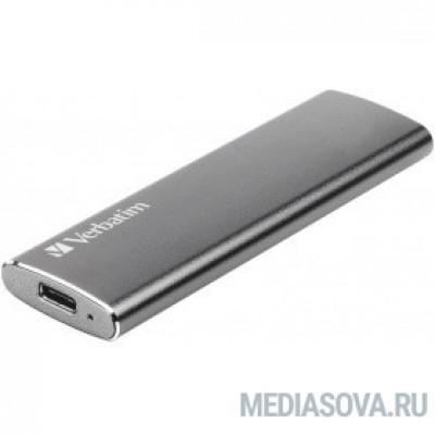 Verbatim SSD 480GB Vx500 EXTERNAL Drive 47443 USB3.1