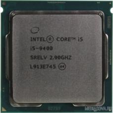 CPU Intel Core i5-9400 Coffee Lake BOX 2.90Ггц, 9МБ, Socket 1151