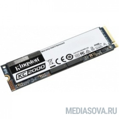 Kingston SSD 250GB M.2 SKC2000M8/250G