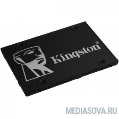 Kingston SSD 512GB KC600 Series SKC600/512G SATA3.0