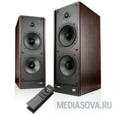 MICROLAB SOLO-7C wooden new 2.0, 110 Вт RMS , 55Hz-20000Hz, ПДУ